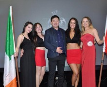 WLF TOUR- Chinese Kung FU vs Irish Kickboxing