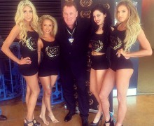 Ring Girls for MGM